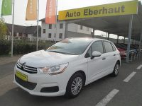 Citroën C4 1,6 HDi 90 Attraction *Tempomat bei HWS || Auto Eberhaut Ges.m.b.h in